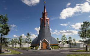 Templomunk látványtervei